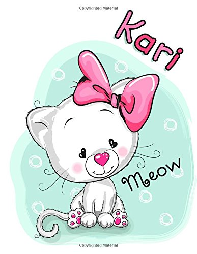 "Download Kari: Personalized Journal, Notebook, Diary, 105 Lined Pages, Large Size Book 8 1/2"" x 11"" pdf"