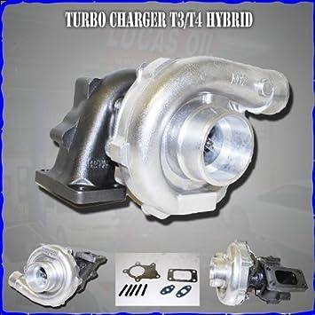 T3/T4 Hybrid 50 A/R T3 0,63 a/r 3