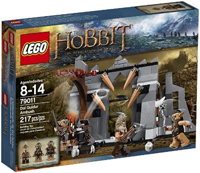 LEGO Hobbit 79011 Dol Guldur Ambush