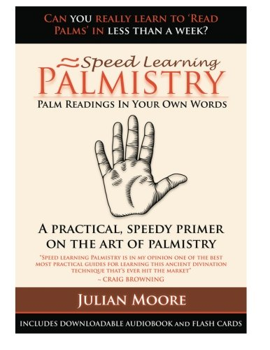 Download Palmistry - Palm Readings In Your Own Words (Speed Learning) (Volume 4) pdf epub