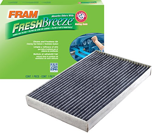 Conditioner Corvette Air (FRAM CF11181 Fresh Breeze Cabin Air Filter with Arm & Hammer)