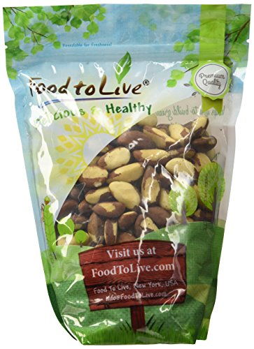Food Live Shelled Unsalted Natural