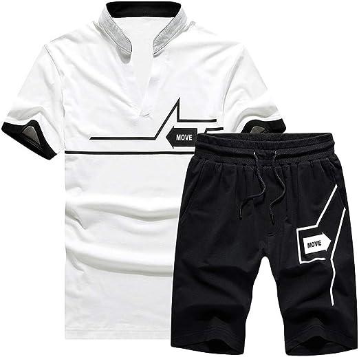 WYX Conjunto De Chándal para Hombre Camiseta De Fútbol + ...