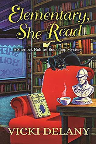 book cover of Elementary, She Read