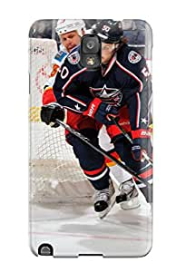 New Shockproof Protection Case Cover For Galaxy Note 3/ Columbus Blue Jackets Hockey Nhl (34) Case Cover