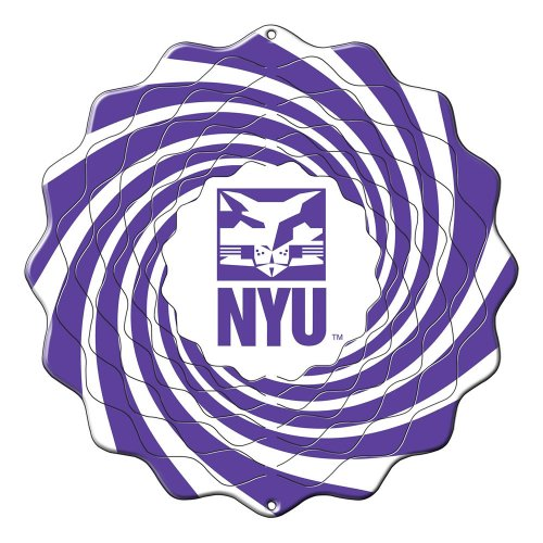 UPC 810331033949, Iron Stop New York University Wind Spinner