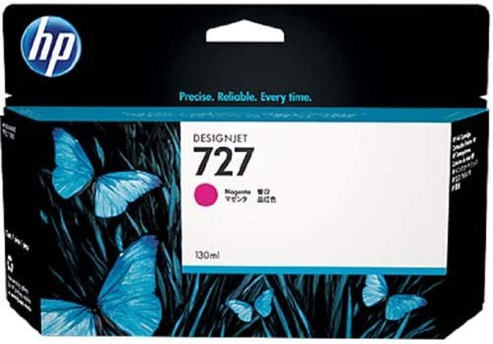 HP 727 - Cartucho de tinta, 130 ml, magenta: Hp: Amazon.es ...