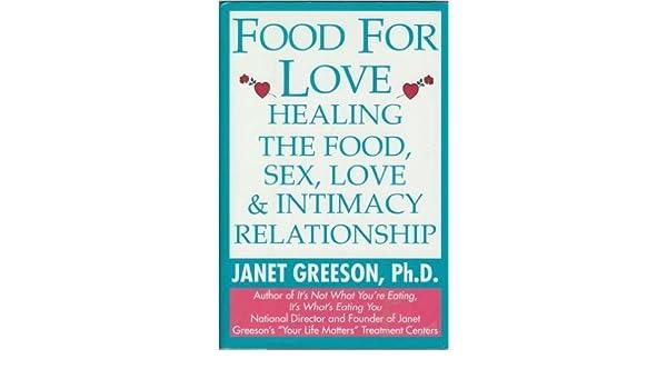 Food food healing intimacy love love relationship sex