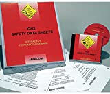 Product review for Marcom Group C0001550ED GHS Safety Data Sheets Interactive Training DVD