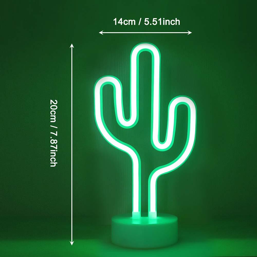 Amazon.com: GUOCHENG - Luz de neón para pedestal, 3.00watts ...