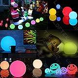 LOFTEK LED Portable Dimmable Floating Pool Lights