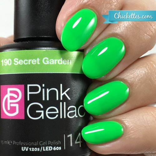 secret garden uv gel polish