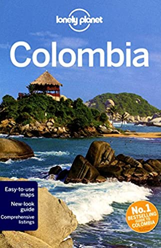 lonely planet colombia travel guide amazon co uk mike power rh amazon co uk Colombia People Colombia Sunset