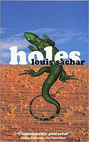 Image result for holes louis sachar