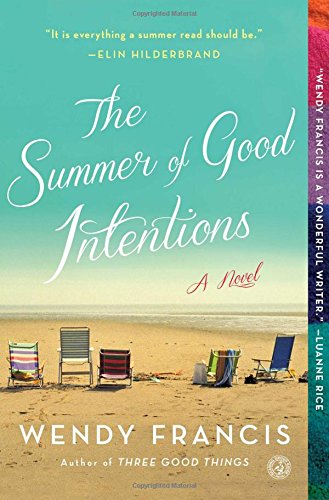 Summer Good Intentions Novel product image