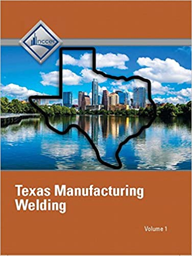 NCCER Welding - Texas Student Editi: NCCER: 9781323350898
