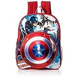 Marvel Boys' Captain America Toddler Backpack