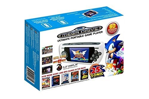 Sega Genesis Arcade Ultimate Portable 2016