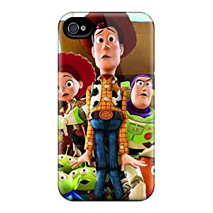 Iphone 4/4s BhR9998pSAC Provide Private Custom Fashion Toy Story 3 Image Shock-Absorbing Cell-phone Hard Covers -JonBradica