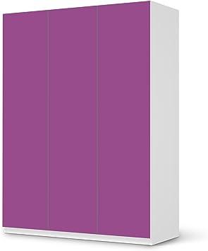 Your Design Pegatinas Papel pintado para Ikea Pax Armario 201 cm altura – 1, 2, 3, 4 puertas y puerta corredera, muebles Renovar adhesivo Muebles | Wohnen & Decorar comedor decoración de wohnaccesoires, distintos colores: Amazon.es: Hogar