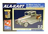 1:25 SCALE Plastic Model Kit. Ultimate Cusom Car,designed by George Barris. Comes with three engine options