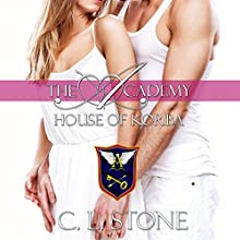 House of Korba: The Academy: The Ghost Bird, Book 7 Audiobook by C. L. Stone Narrated by Natalie Eaton