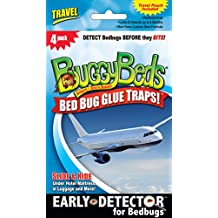 BuggyBeds Travel Crib Bedding Sets, 4 Count