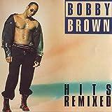 Bobby Brown - Hits Remixed - MCA Records - MCD 10874