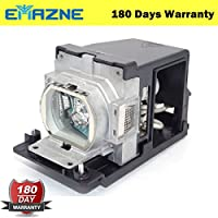 Emazne TLPLW11/TLPLW12/PL-121 Projector Replacement Compatible Lamp With Housing For Toshiba TLP-WX2200 Toshiba TLP-WX2200U TLP-X2000 TLP-X2000EDU TLP-X2000U TLP-X3000U TLP-XC3000 TLP-X300 TLP-X3000