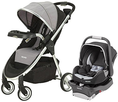 RECARO Performance Denali Performance Coupe Travel System - Granite by Recaro