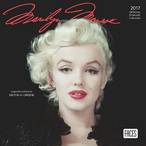 Marilyn Monroe Mini - 2017 Marilyn Monroe Mini Calendar - 7 x 7 Wall Calendar