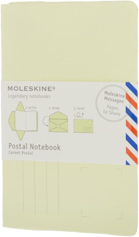 Moleskine Pack de 10 cuadernos envíos bolsillo Pastel, color verde ...