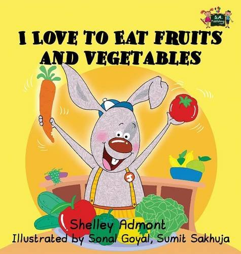 I Love to Eat Fruits and Vegetables pdf
