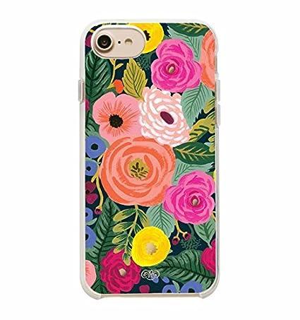 Amazon.com: Rifle Paper Co. iPhone 6/7/8 Case - Juliet Rose ...