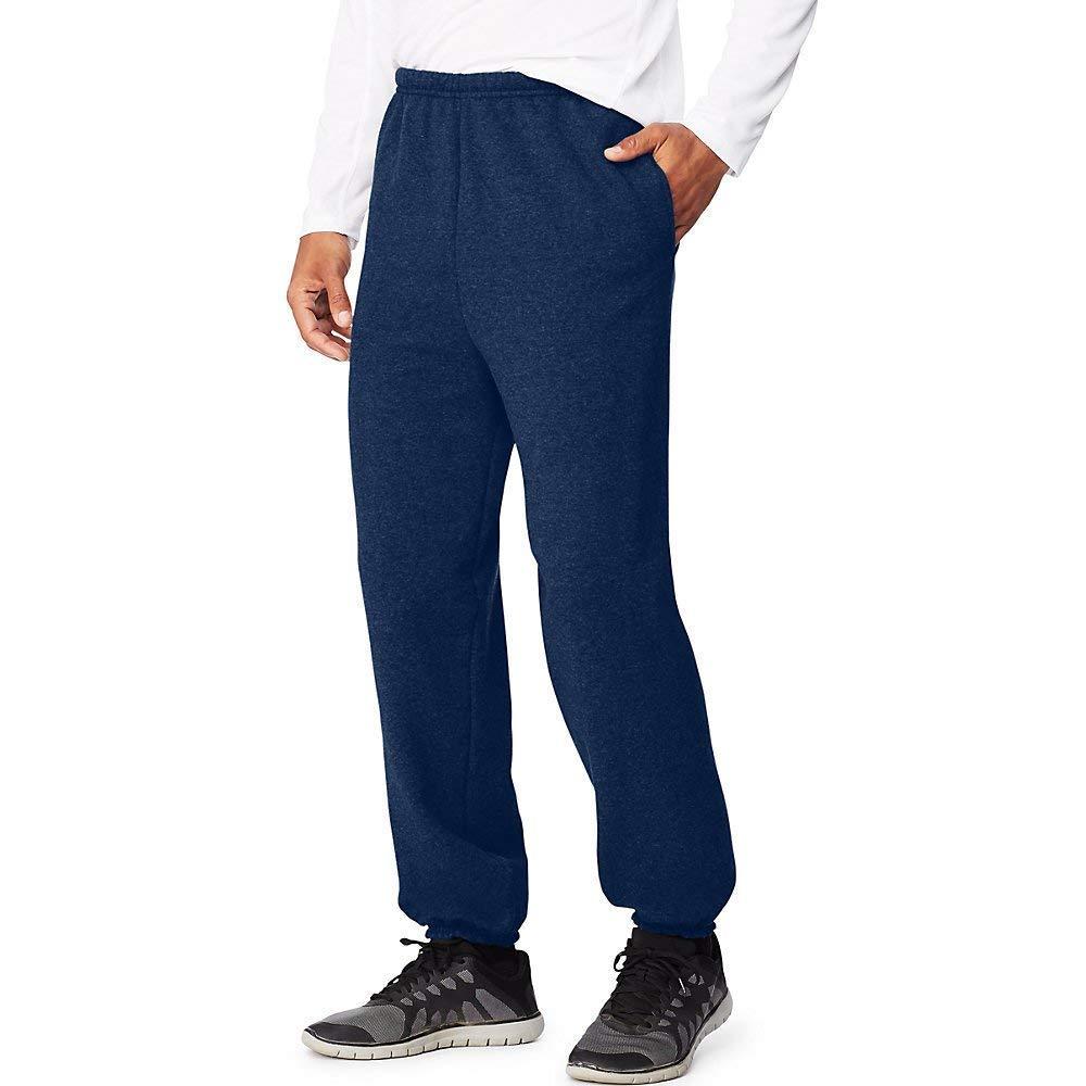Amazon.com: Hanes Sport Ultimate Cotton Men's Fleece Sweatpants with  Pockets: Clothing