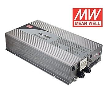 Amazon.com: ts-3000 – 212B DC to AC Inverter 12 VDC 200 VAC ...