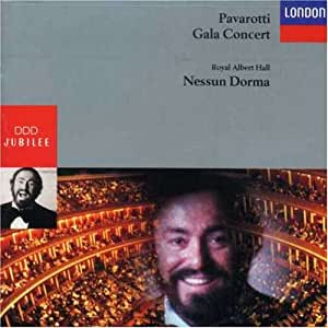 Luciano Pavarotti: Gala Concert at the Royal Albert Hall