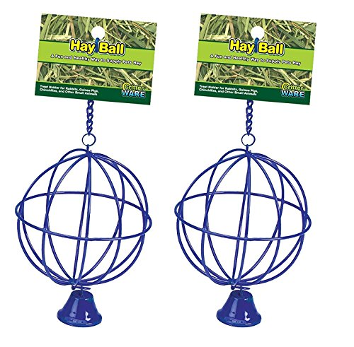 Ware Manufacturing (2 Pack) Hay Balls, Assorted ()