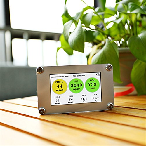 SainSmart Formaldehyde Temperature Measurement Woodworking