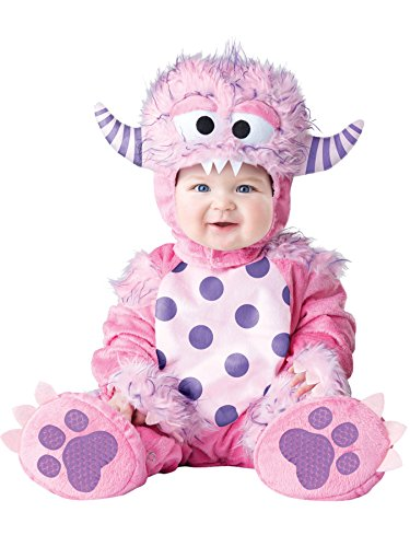 Toddler Lil Pink Monster Toddler Costume 18 Months-2T ()