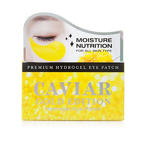 Caviar Gold Edition Premium Hydrogel Eye Patch - 90 g