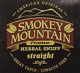 Smokey Mountain Snuff 10 Can Box (Straight)
