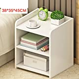 Mini bedside cabinets,20-25-30-35Cm Bedroom super narrow bedside lockers,Corner drawers-X