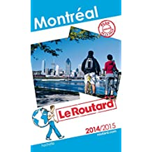 MONTRÉAL 2014-2015 + PLAN DE VILLE