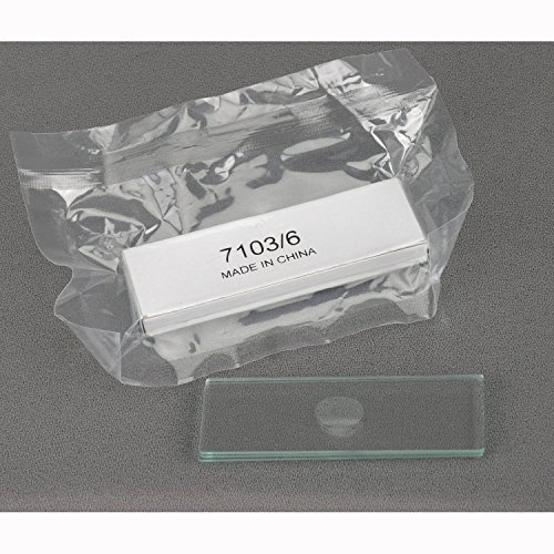 SEOH Microscope Slides Single Depression Pack of