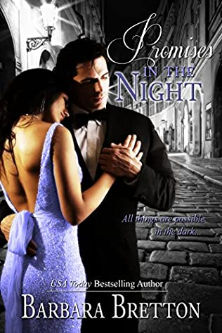 book cover of Promises in the Night