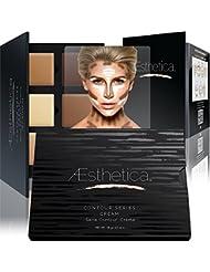 Aesthetica Cosmetics Cream Contour and Highlighting...