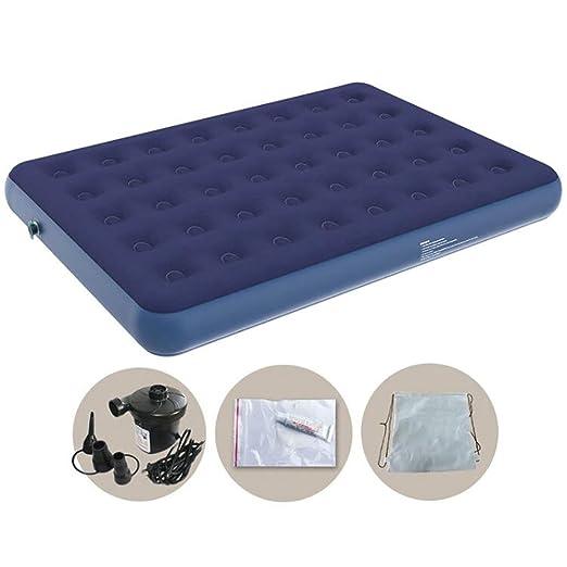 WCURT cama de aire avanzada, colchón de aire multifunción ...