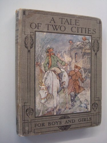 A Tale of Two Cities Retold For Children by A Jackson
