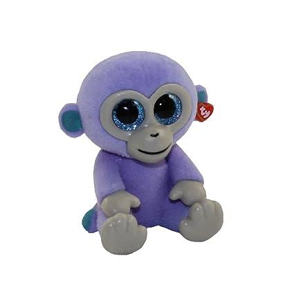 b9e624bf32b Amazon.com  TY Beanie Boos - Mini Boo Figures Series 2 - BLUEBERRY ...